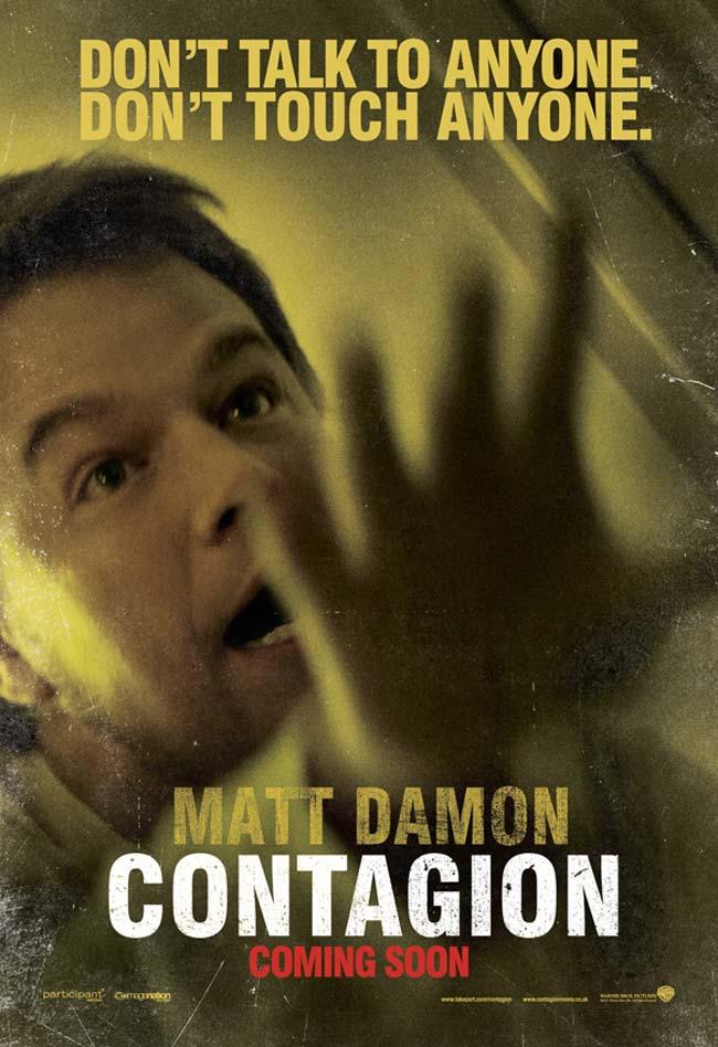 Matt Damon Contagio
