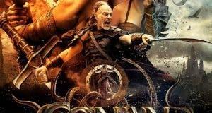 Poster Conan El Barbaro con Jason Momoa