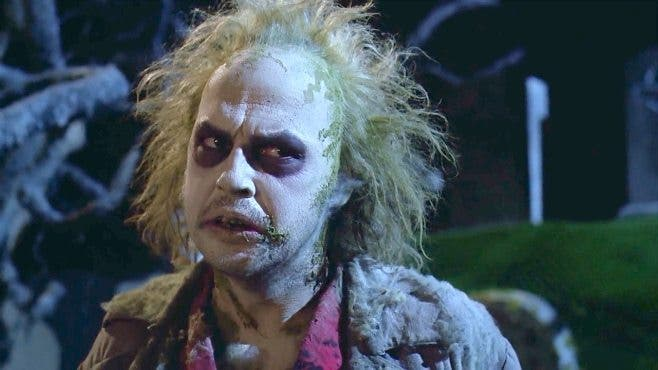 Imprescindible en Halloween, BeetleJuice