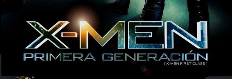 DVD de X-Men: Primera Generación