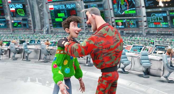 Arthur Christmas: Operación regalo 3D