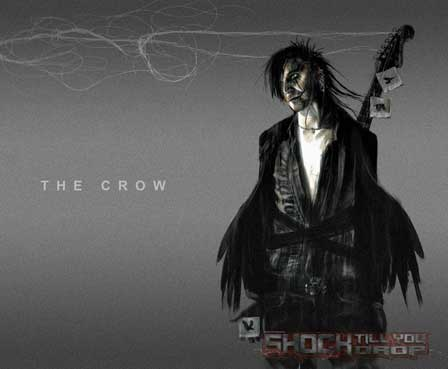 El Cuervo - The Crow