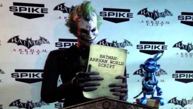 Joker Batman Arkham World