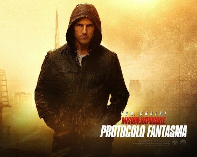 Misión imposible: protocolo fantasma Box Office USA