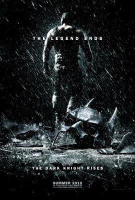 El caballero oscuro: La leyenda poster Bane