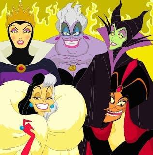 disney villanos