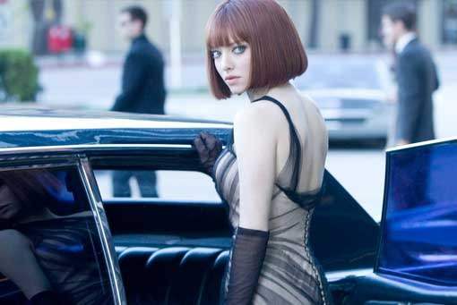 Amanda Seyfried en In Time