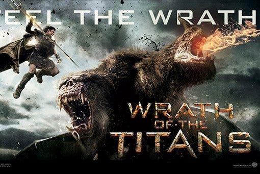 ira de titanes wrath titans