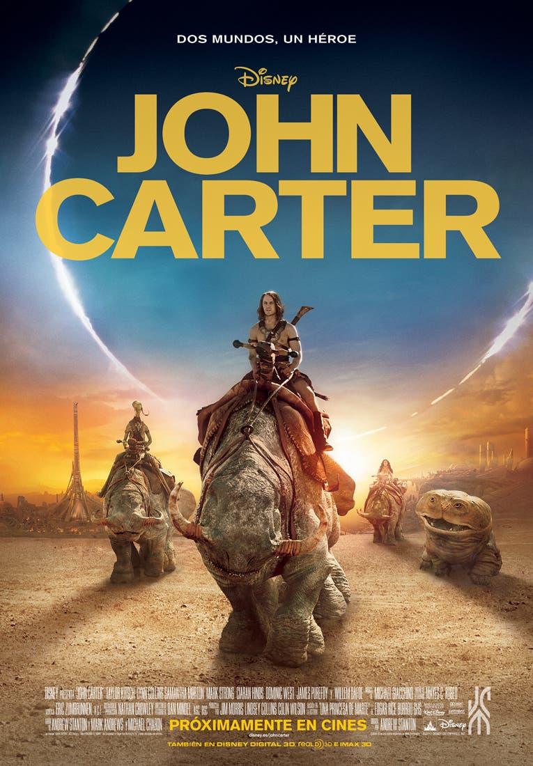 Cartel John Carter