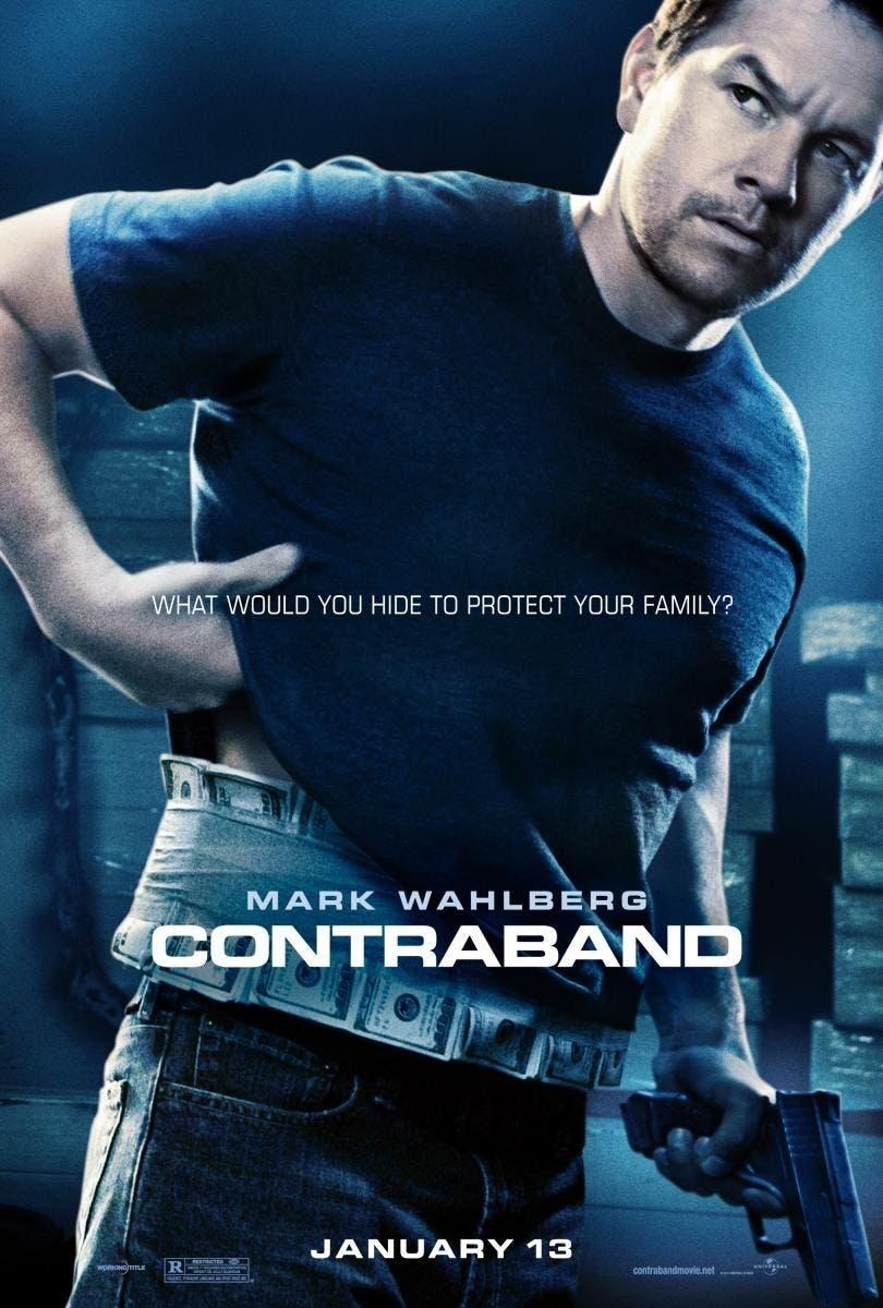 Poster de Contraband