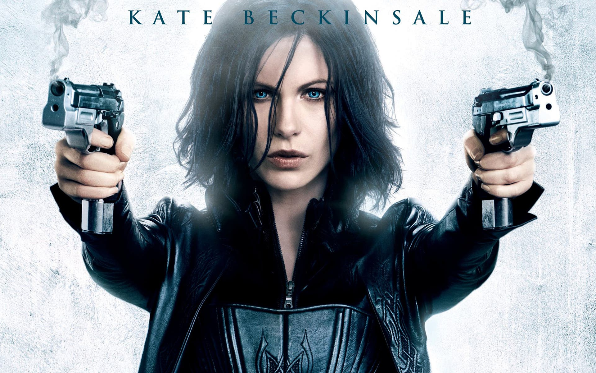 Kate Beckinsale en Underworld: El despertar