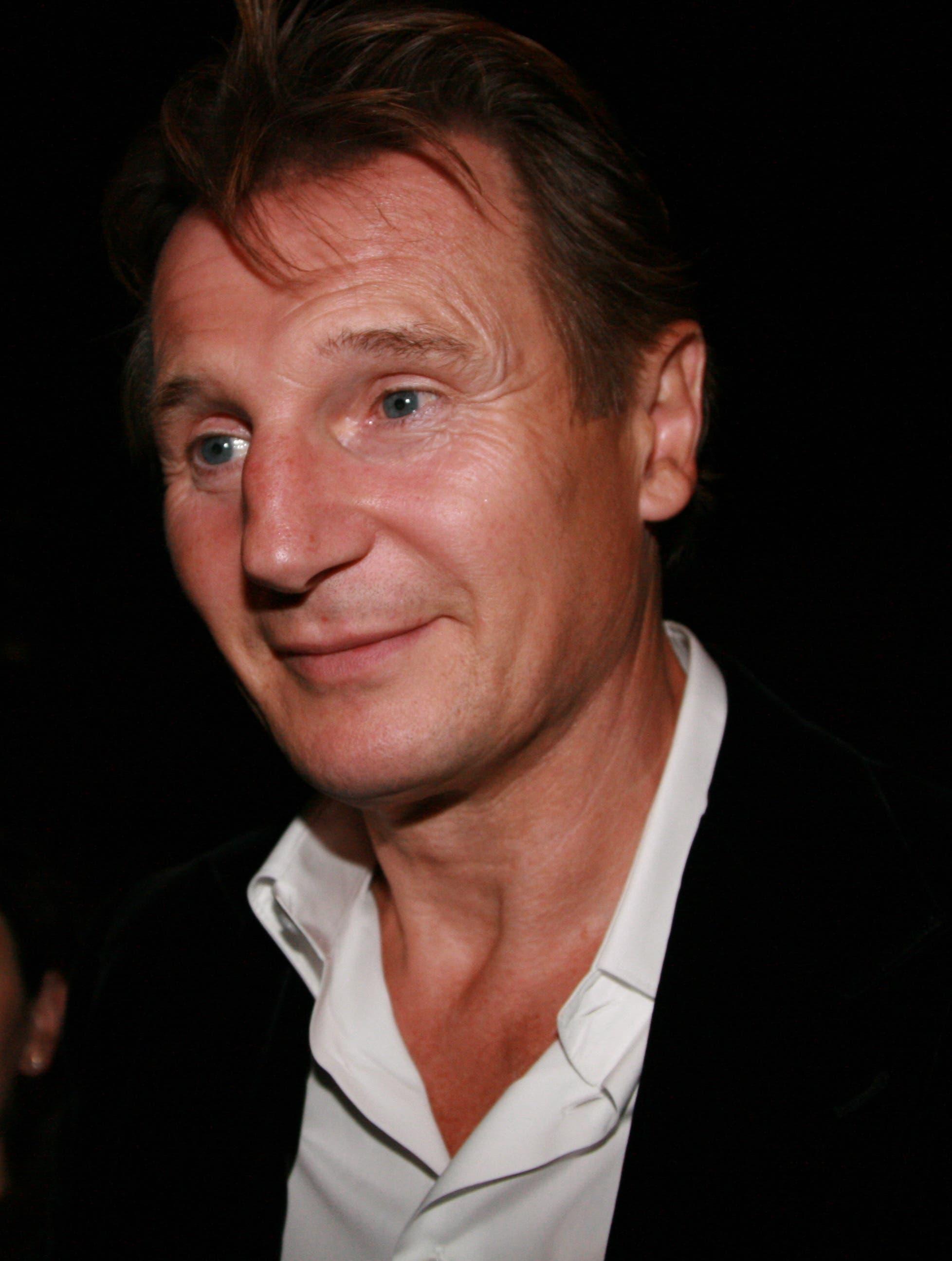 Liam Neeson aparecerá en Crossface