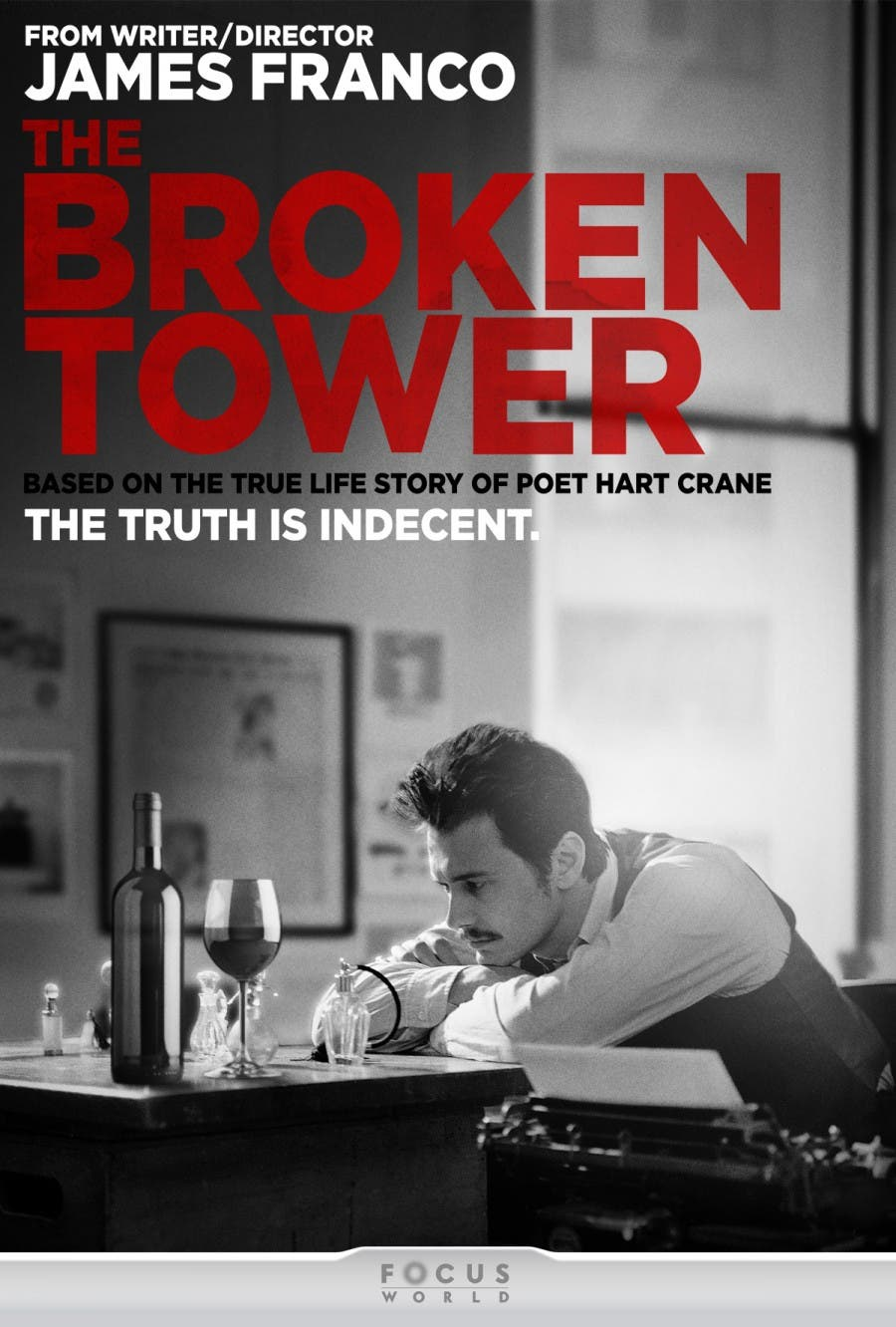 Poster de The Broken Tower
