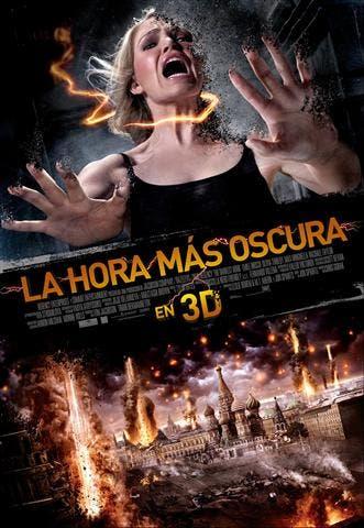 Poster de LA HORA MÁS OSCURA