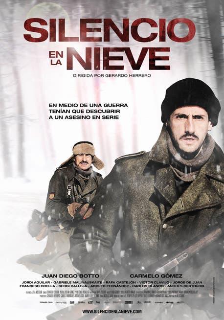 Poster de Silencio en la Nieve