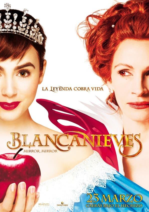 teaser poster de Blancanieves