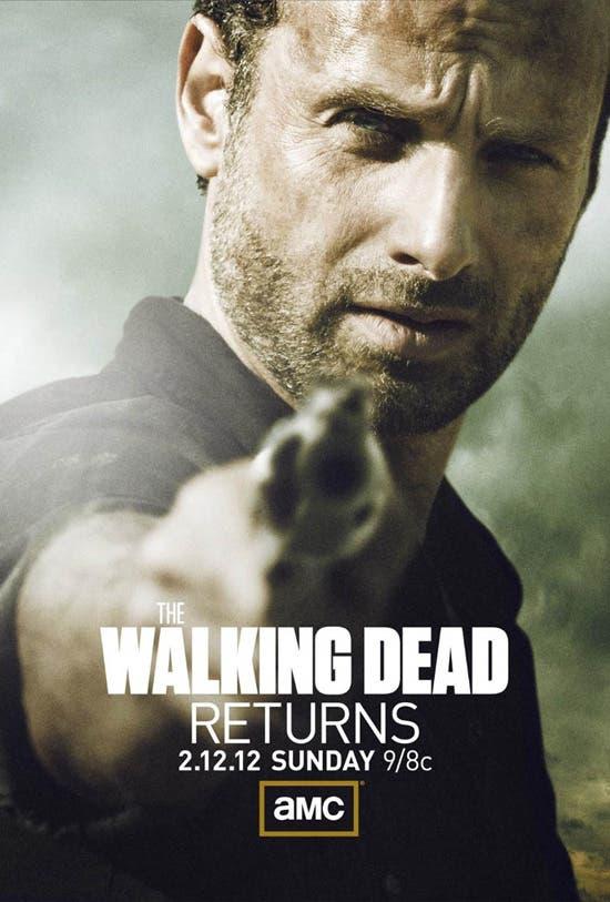 Estreno de Walking Dead