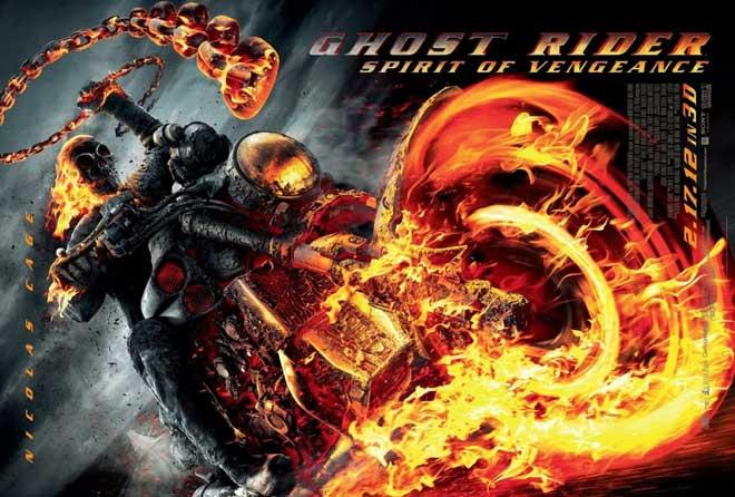 Ghost Rider: Espíritu de Venganza (3D)