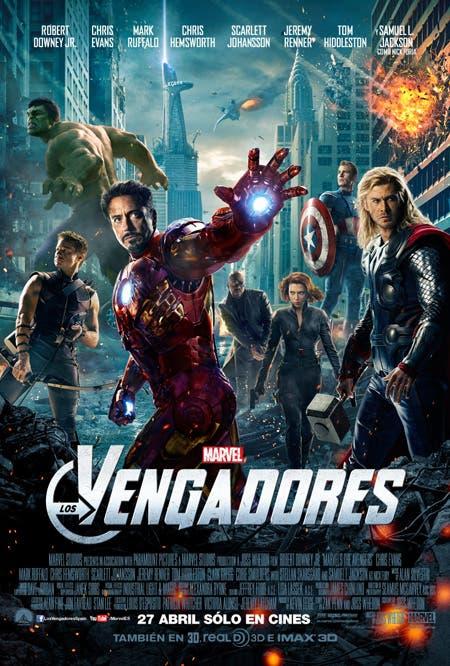 Nuevo clip y featurette de MARVEL: LOS VENGADORES