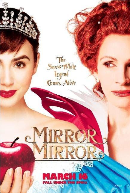 Poster de Blancanieves (Mirror, Mirror)