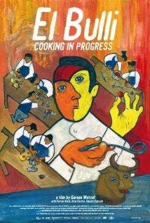 Poster de El Bulli: Cooking in Progress