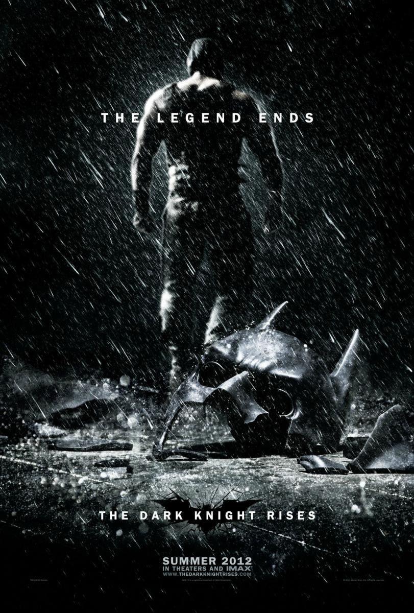 Batman el caballero oscuro la leyenda renace