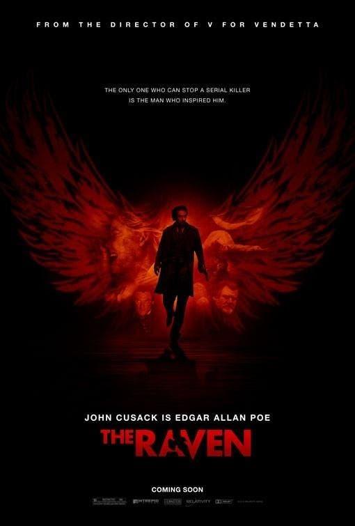 Poster de El enigma del Cuervo (The Raven)