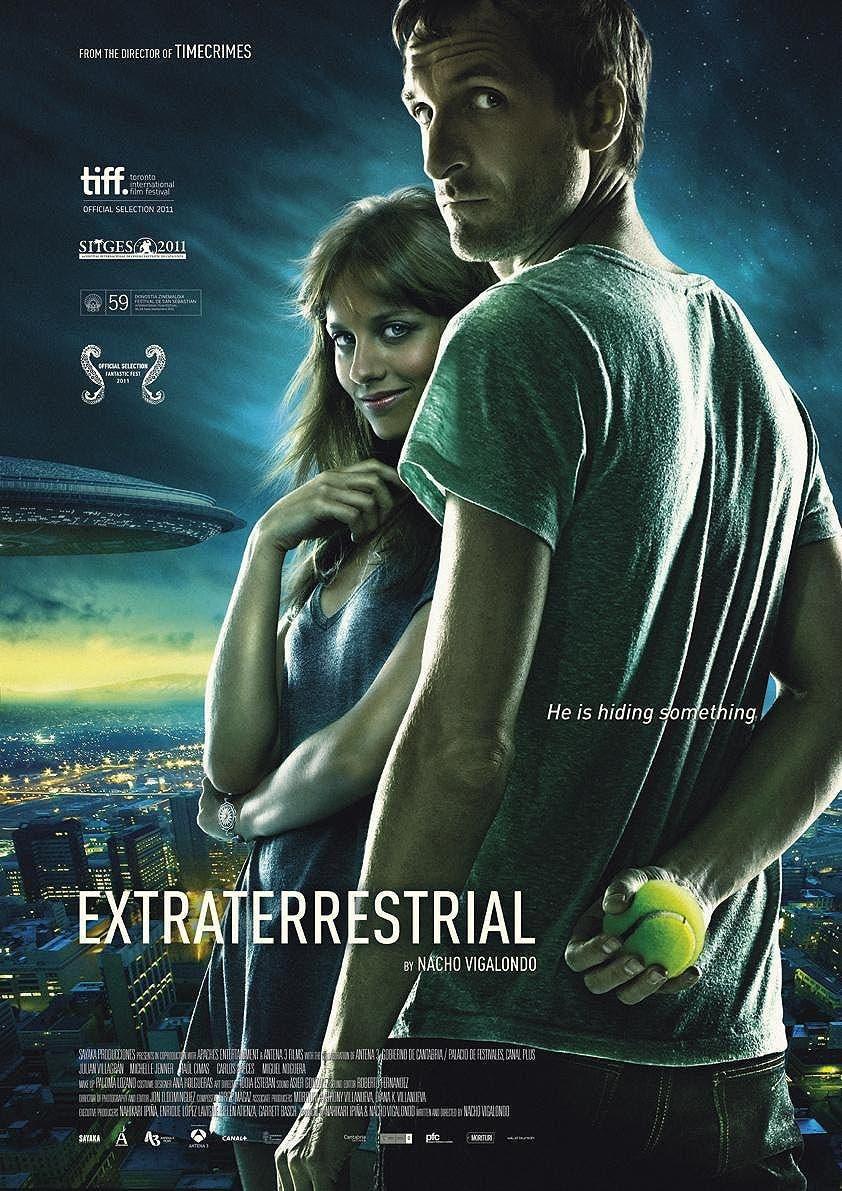 Poster de Estraterrestre