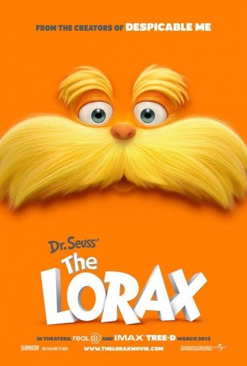 Poster de Lorax, en busca de la trúfula perdida