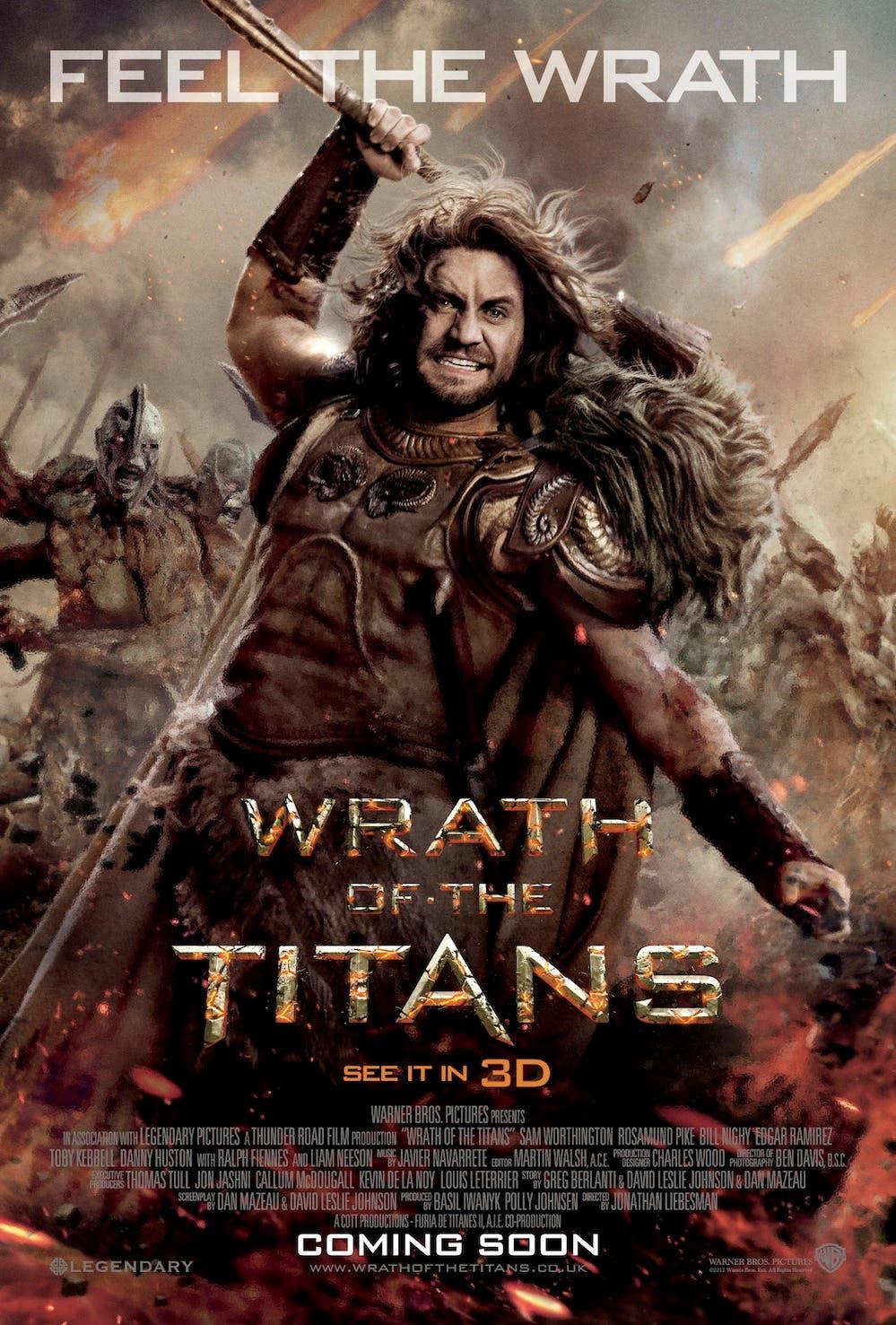 Ira de Titanes (Wrath of the Titans): Featurette de Quimera