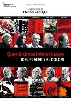 Poster de Queridísimos intelectuales