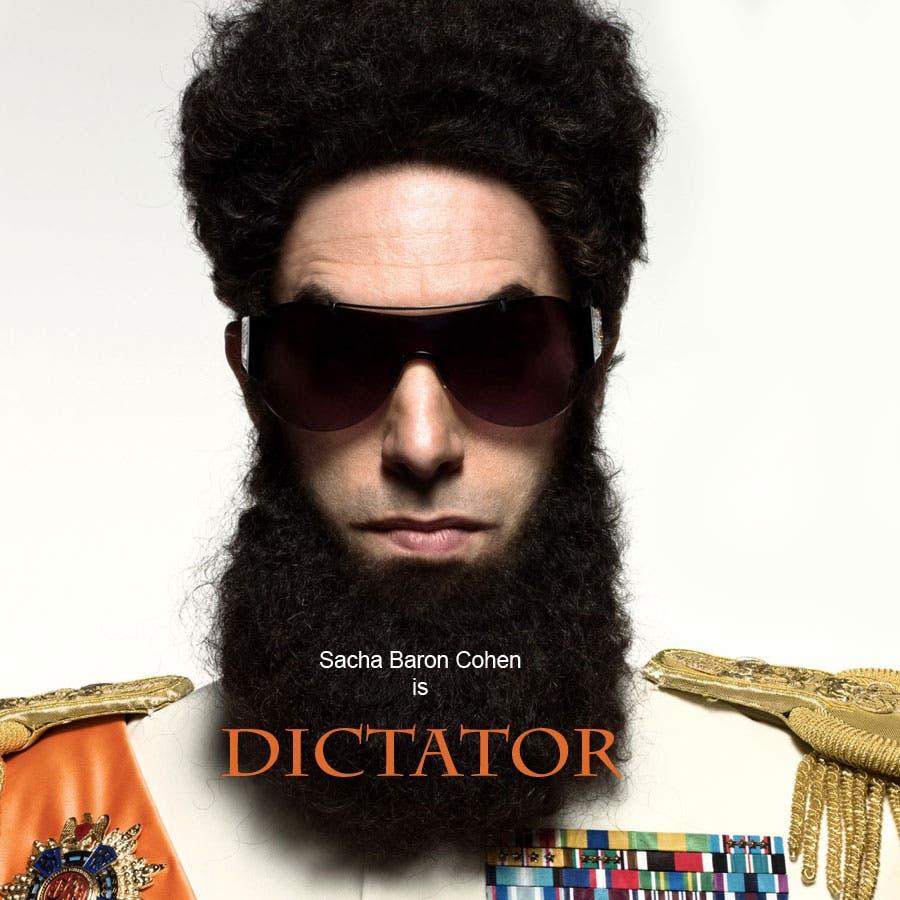 Tráiler de The Dictactor de Sacha Baron Cohen - Noticias de cine