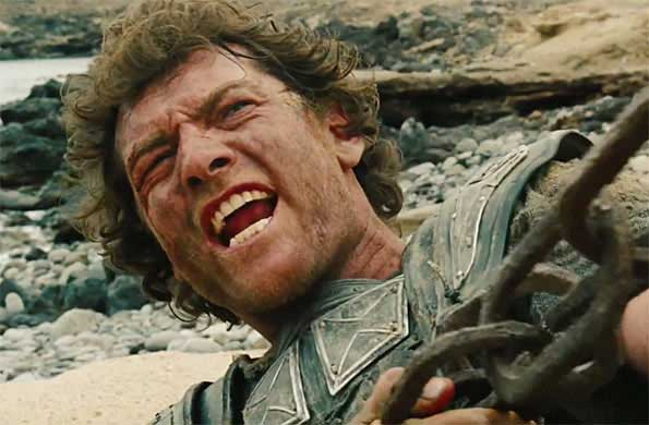 Sam Worthington titanes