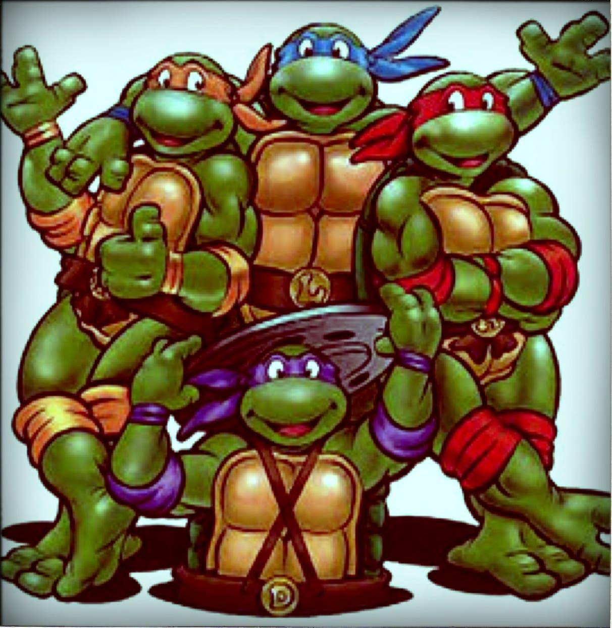 Tortugas Ninja Mutantes