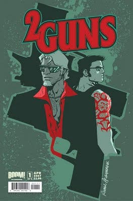 Portada de 2 Guns