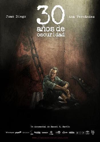 Poster de 30 años de oscuridad
