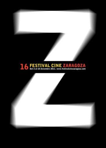 Cartel festival de cine de Zaragoza