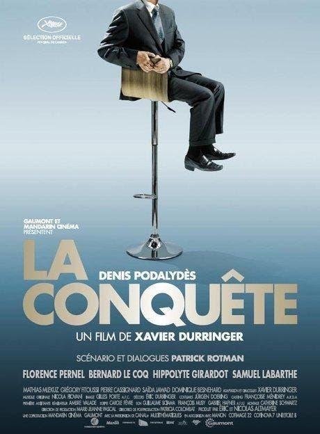 Poster de De Nicolas a Sarkozy