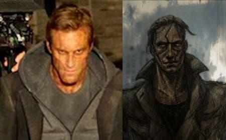 Aaron Eckhart en I, Frankenstein