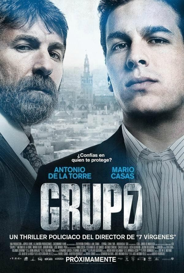 Poster de Grupo 7
