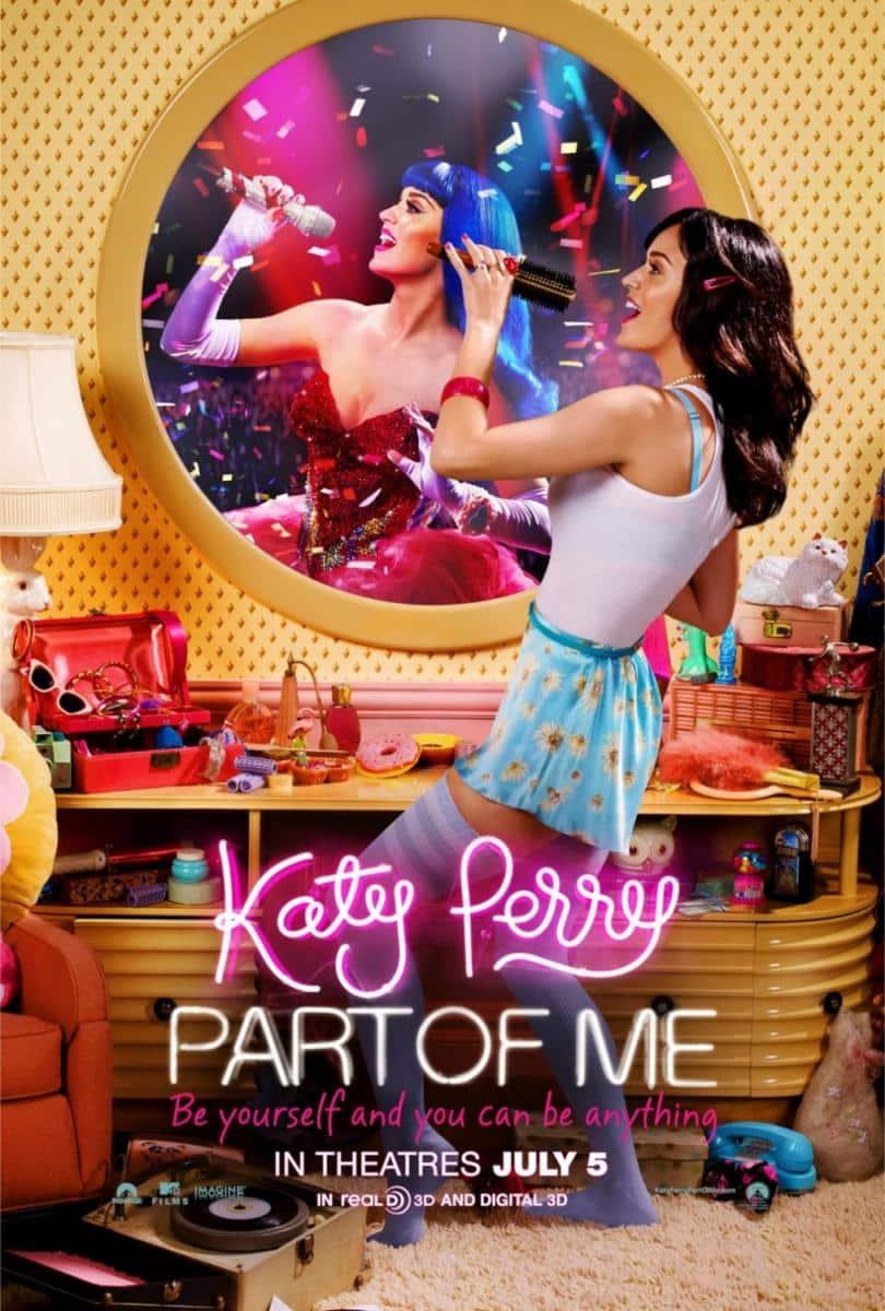 'Katy Perry: Part of Me' Concierto en 3D