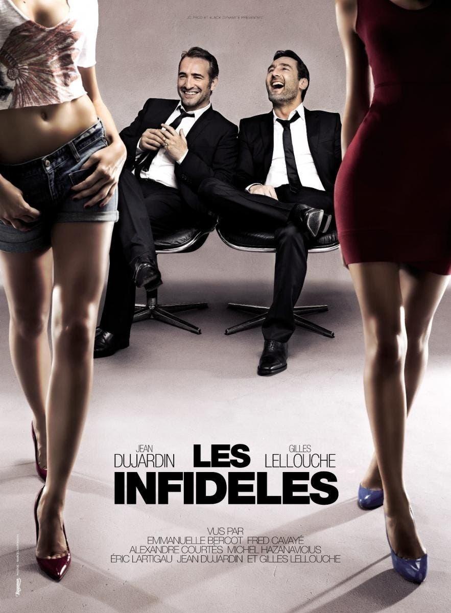 Poster de Los infieles