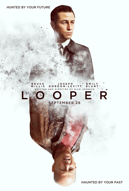 Poster de Looper