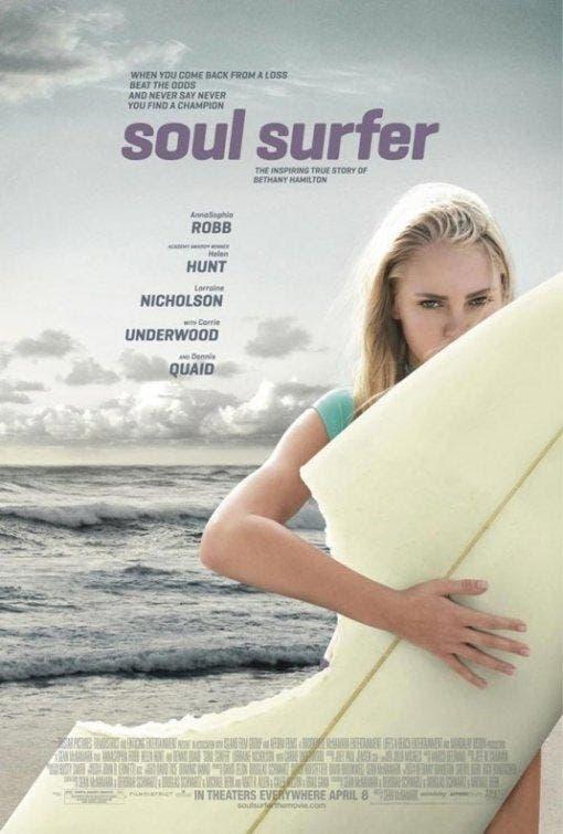 Poster de Soul Surfer