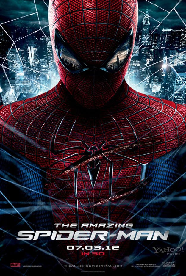Nuevo poster de The Amazing Spider-man