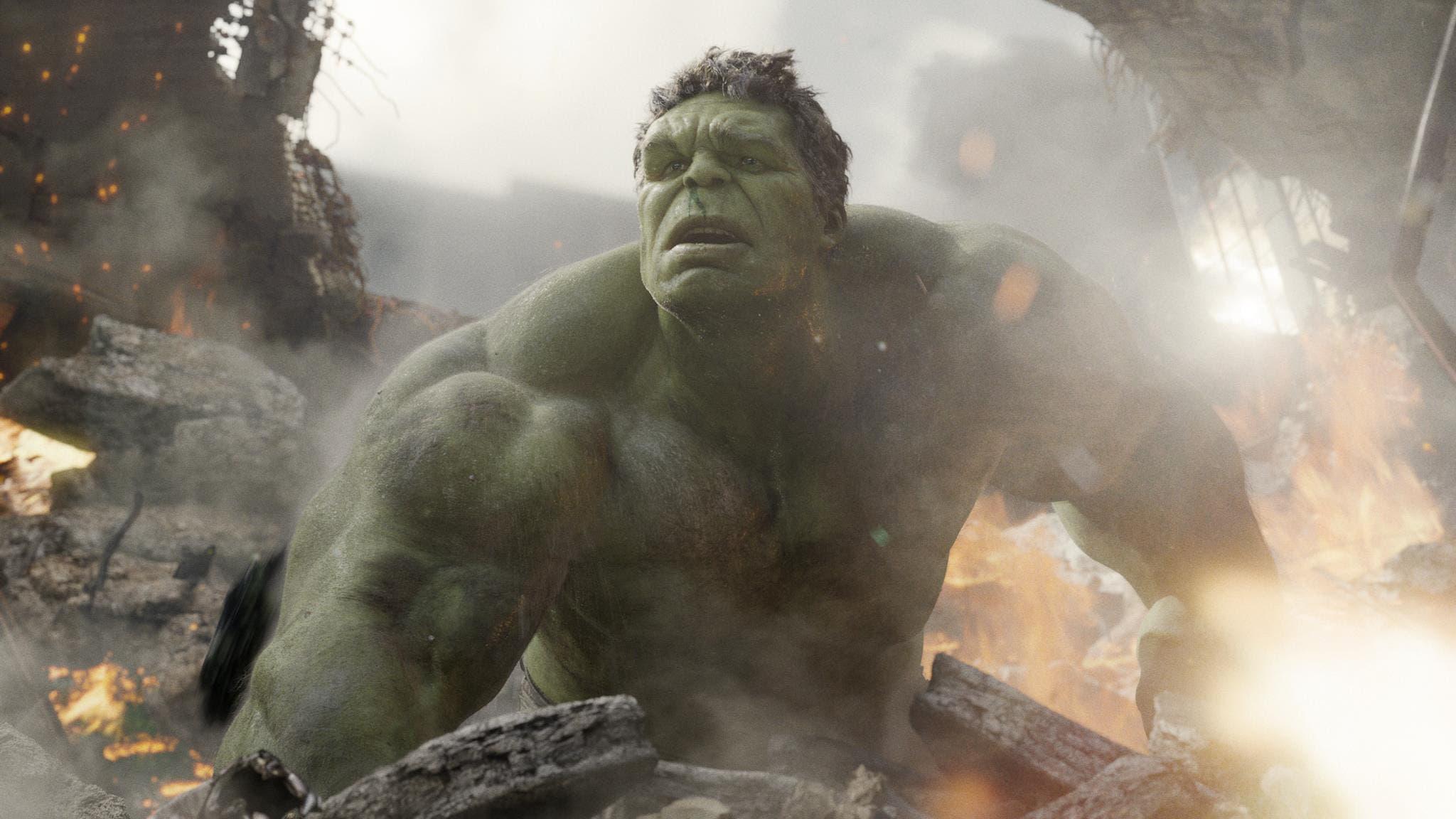 Imagen de Hulk en Marvel: Los Vengadores