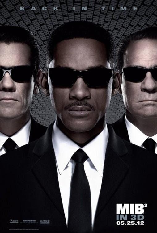 Poster de Hombres de negro 3