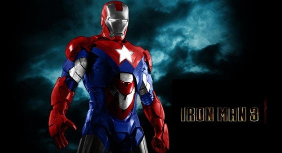 Iron Patriot confirmado en IRON MAN 3