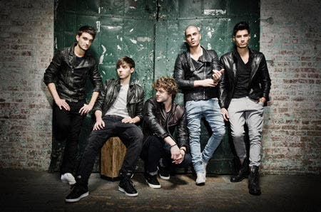 THE WANTED graba una canción para ICE AGE 4