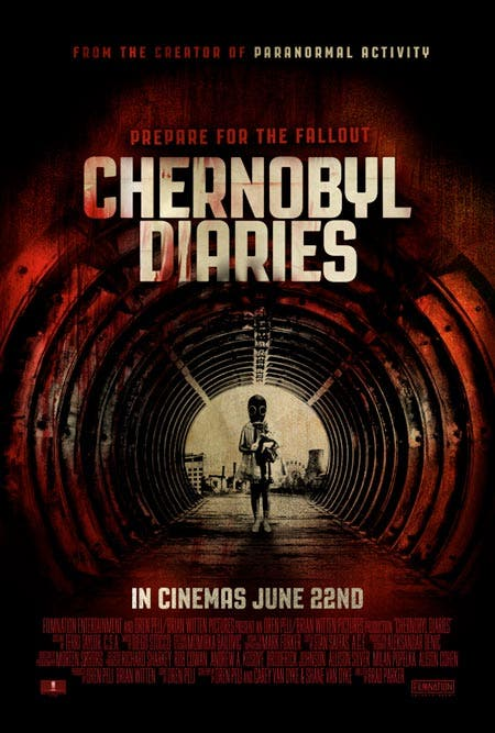 Poster Chernobyl Diaries